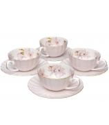 Чайный набор «София» розовый