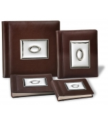 Подарочный фотоальбом «Классика в серебре»