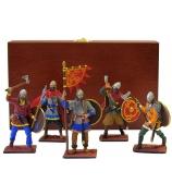 Оловянные солдатики «Викинги»