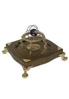 Настольные часы «Глобус»