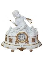 Фарфоровые часы «Путешествие во времени»