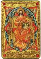 Икона «Спас в Силах» в деревянной шкатулке