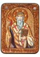 Икона «Спиридон Тримифунтский»