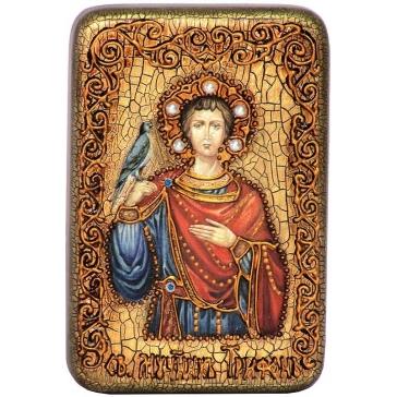Икона «Святой мученик Трифон»
