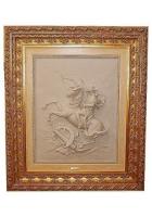 Фарфоровое панно «Наполеон»