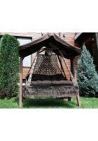 Подвесные качели «SEARA» (с подушкой)