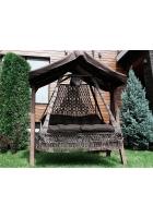 Деревянный каркас с крышей «КАРАВЕЛЛА»
