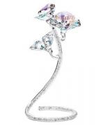 Хрустальная фигура «Цветок любви»