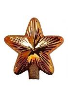 Макушка для елки «Золотая звезда»