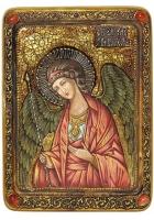 Живописная икона «Ангел Хранитель»