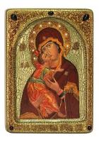 Владимирская икона Божией Матери, живописная