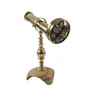 Калейдоскоп Витражный на стойке
