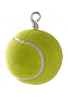 Елочная игрушка «Теннисный мячик»