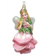 Елочная игрушка «Романтический Ангел»