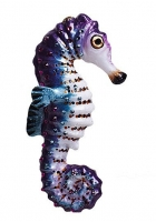 Елочная игрушка «Морской конёк»