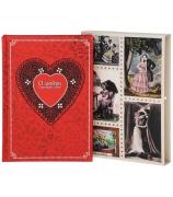 Подарочная книга «О любви. Старинные открытки и иллюстрации»