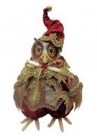 Новогодняя кукла «Сова»