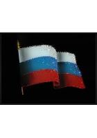 Картина «Флаг России»