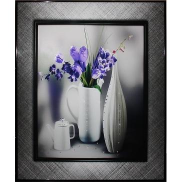Картина Сваровски «Колокольчики»