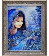Картина «Снежная королева»