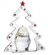Хрустальный сувенир «Новогодняя елочка»