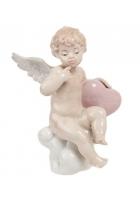 Фарфоровая статуэтка «С днем Святого Валентина!»