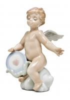 Фарфоровая статуэтка «Святой Валентин»