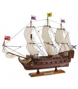 Модель корабля «Полтава»