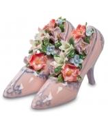 Набор из 2-х фигурок «Цветочные туфельки»