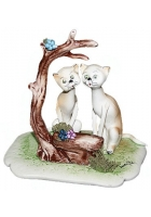 Фарфоровая статуэтка «Свидание»