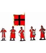 Оловянные солдатики «Стрельцы»