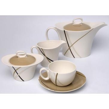 Чайный сервиз на 6 персон «Мокко»