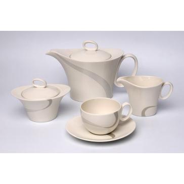Чайный сервиз на 6 персон «Атласная лента»