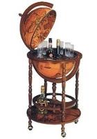 Глобус-бар напольный «Минерва»