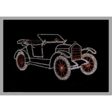 Картина Swarovski/Сваровски  «Автомобиль»