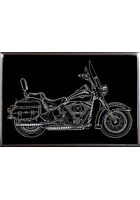 Картина «Мотоцикл»