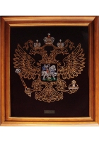 Картина «Герб России»