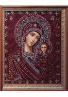 Икона Богородица «Казанская»