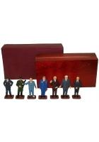 Оловянные миниатюрные фигурки «Политические лидеры»