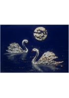 Картина «Лебеди»