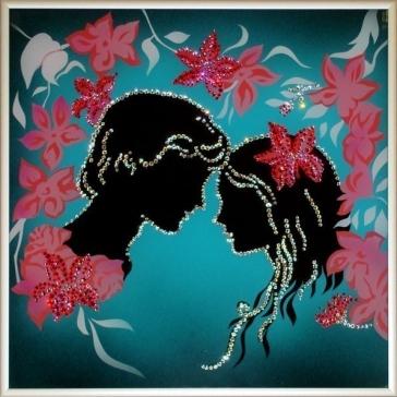 Картина «Просто любовь»