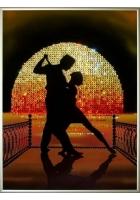 Картина «Танго на пирсе»