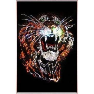 Картина Сваровски «Тигр»