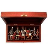 Оловянные солдатики. Миниатюрные фигурки «Великий Рим»