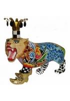 Статуэтка тигр «Король»