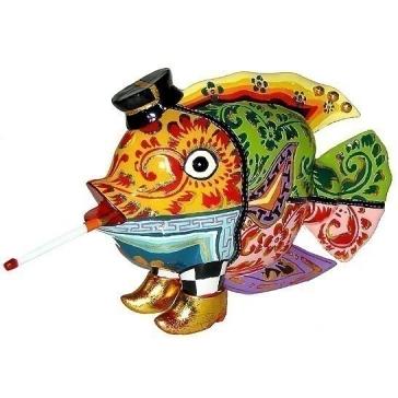 Статуэтка рыба «Сэм»