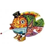 Статуэтка рыбка «Маленький Сэмми»