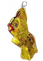Елочная игрушка «Волшебная рыбка»