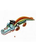 Статуэтка крокодил «Маленькая Элли»