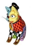 Статуэтка кот «Франк»